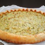 Torta salata di broccoli e ricotta