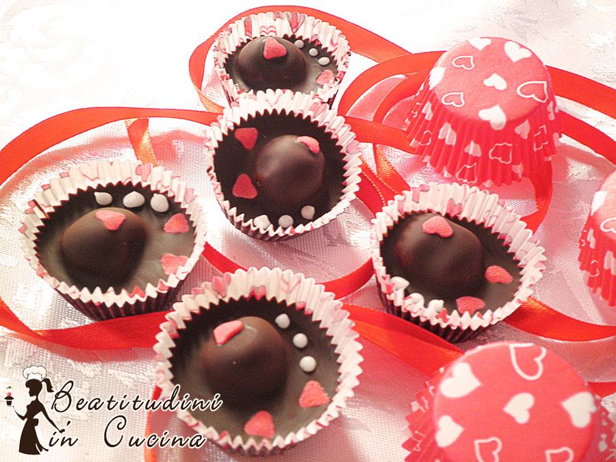 Cioccolatini boeri homemade