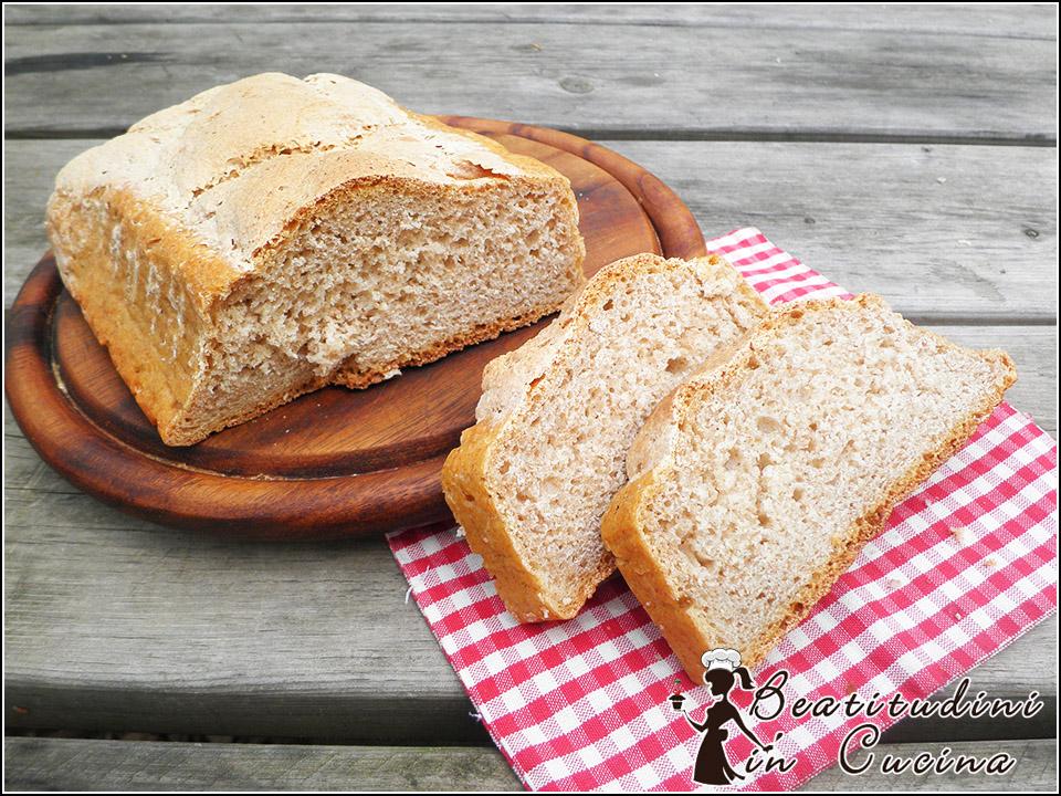 pane verna a lievitazione naturale