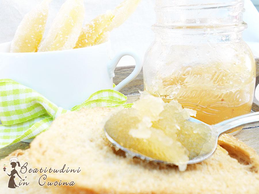 Marmellata di cedro bimby - Beatitudini in Cucina