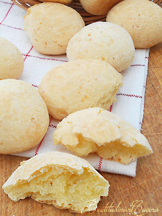 pan de queijo