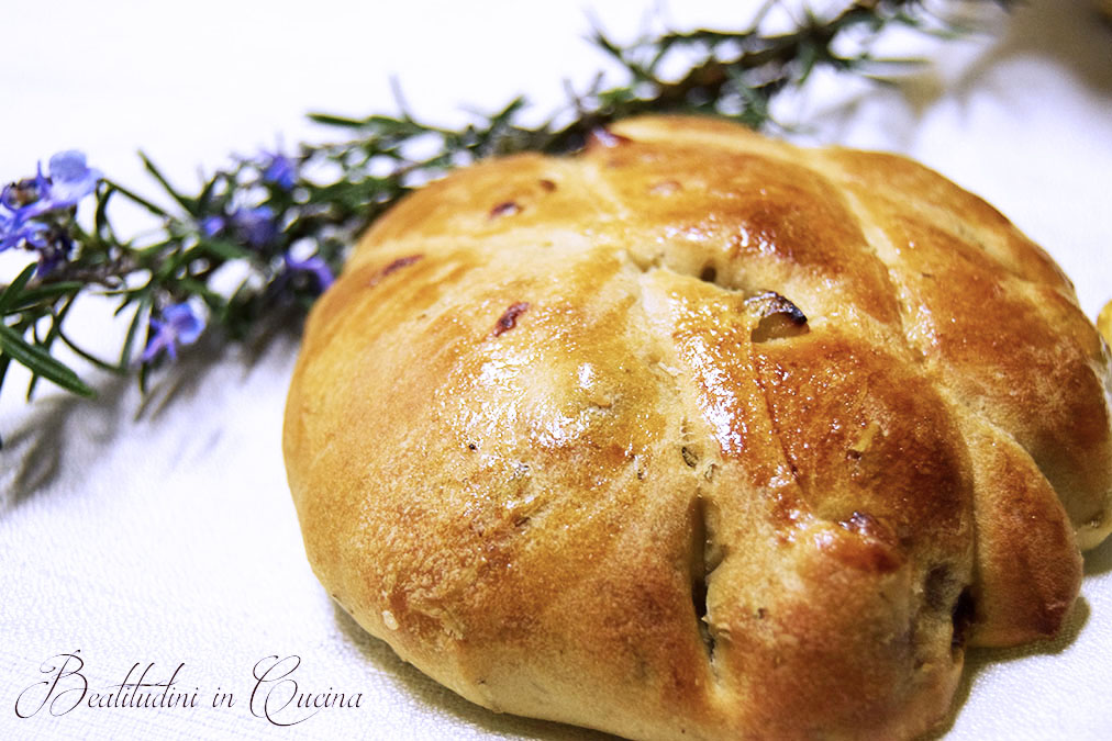 Pan di ramerino ricetta tipica toscana
