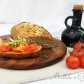 pane farina di semi di girasole