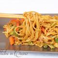 noodles vegetariani