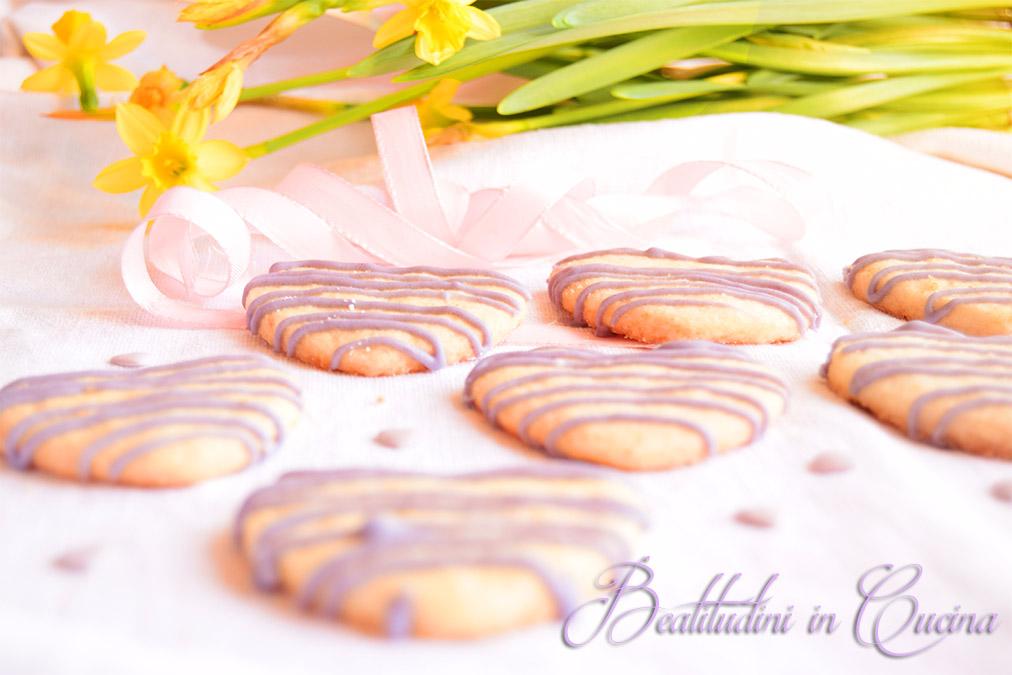 Pasta frolla al cioccolato bianco