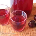 Liquore ai noccioli di ciliegie