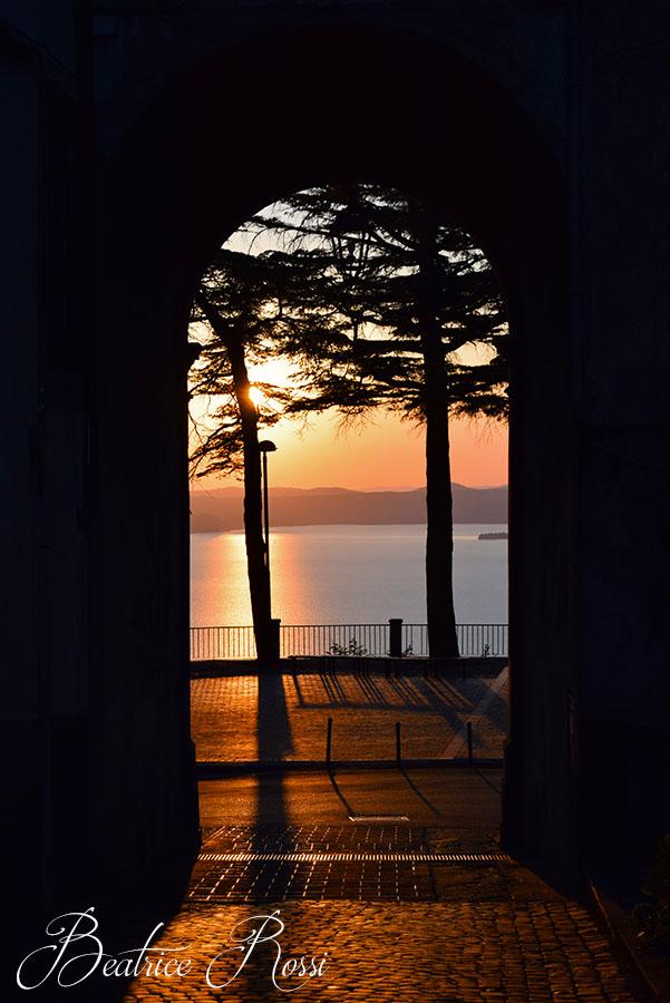 Montefiascone Lago di Bolsena