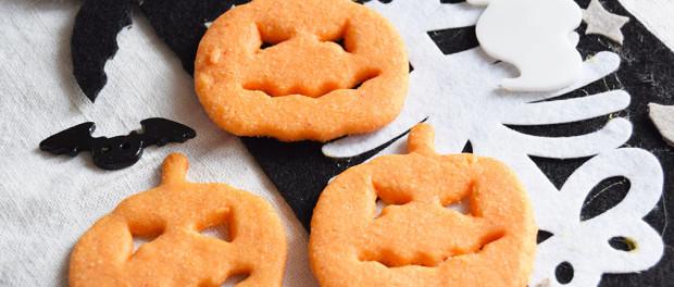 Biscotti di halloween semplici