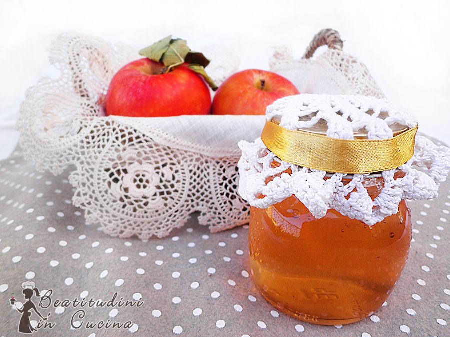 gelatina di mele