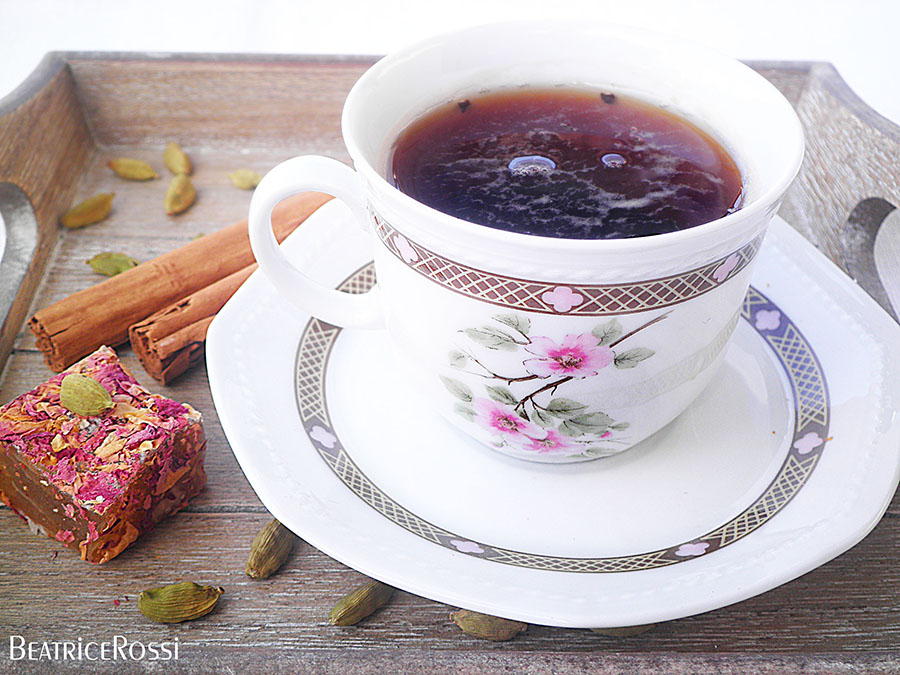 Come preparareil tè nero AssamAssam