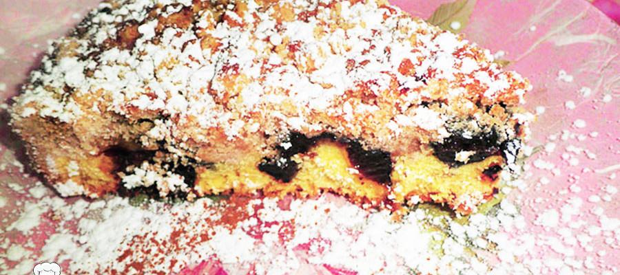 Torta di prugne Pflaumenkuchen
