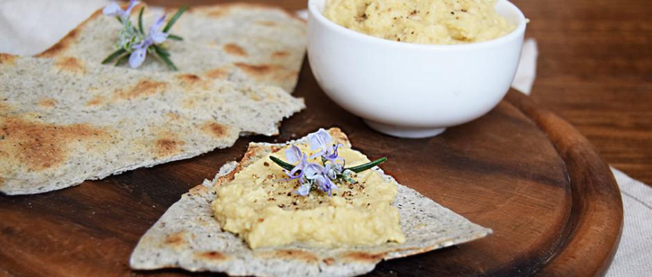 Hummus toscano