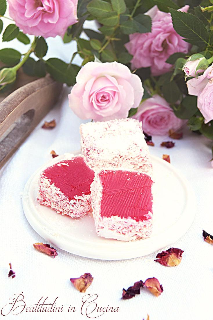 Lokum alla rosa