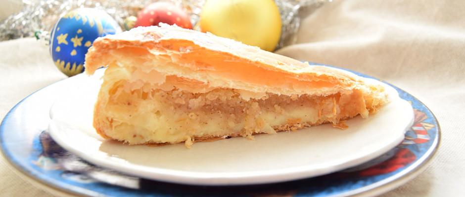 Galette des Rois dolce francese