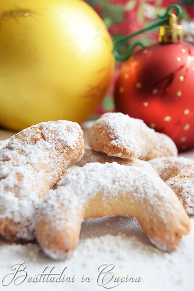 Biscotti alla mandorla greci