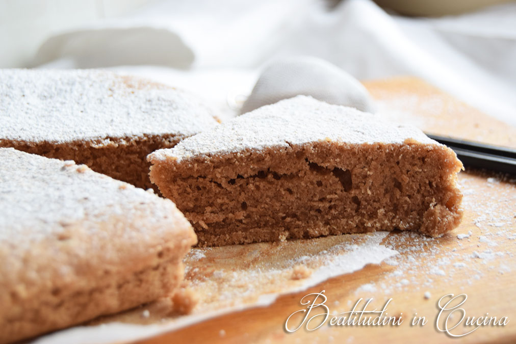 Cinnamon black tea cake