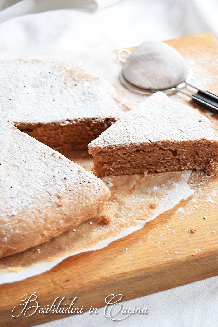 Cinnamon black tea cake