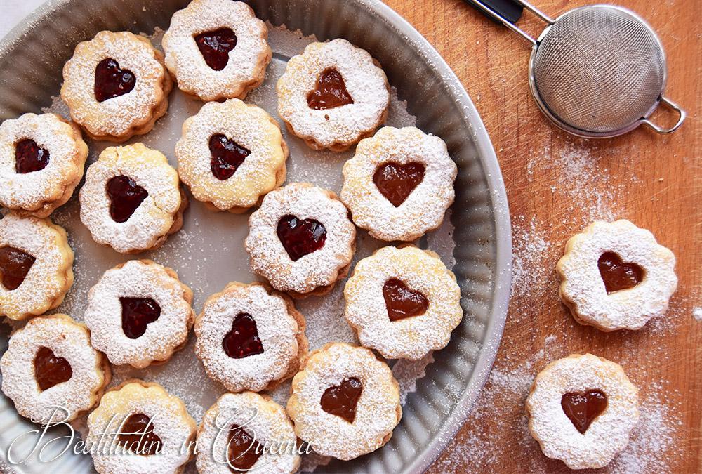 Spitzbuben biscotti tirolesi