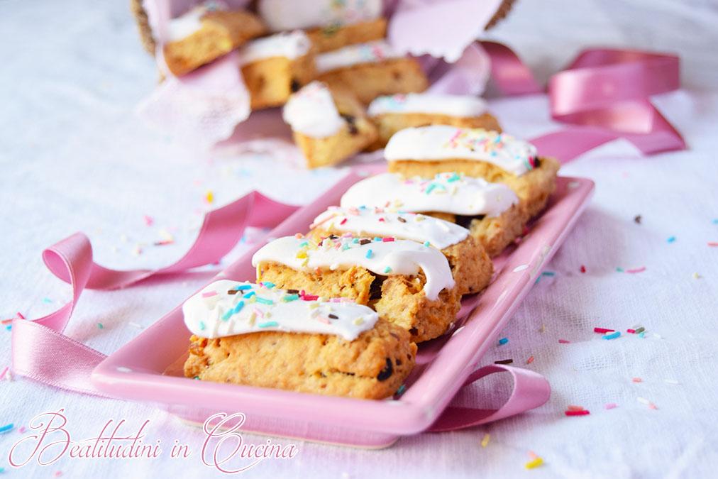Biscotti sardi papassini