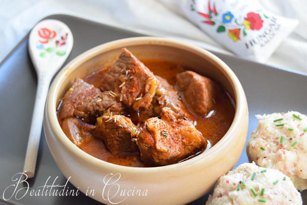 Gulasch trentino beatitudini in cucina for Cucina trentino