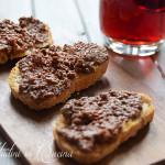 Crostini di fegatini toscani ricetta originale