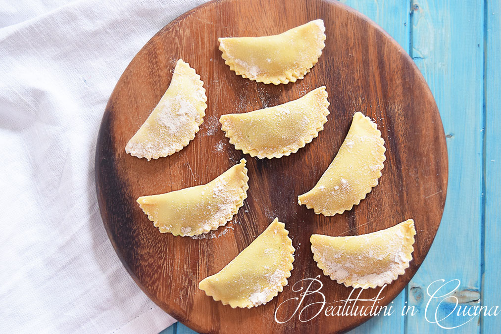 Tortelli di patate del Mugello