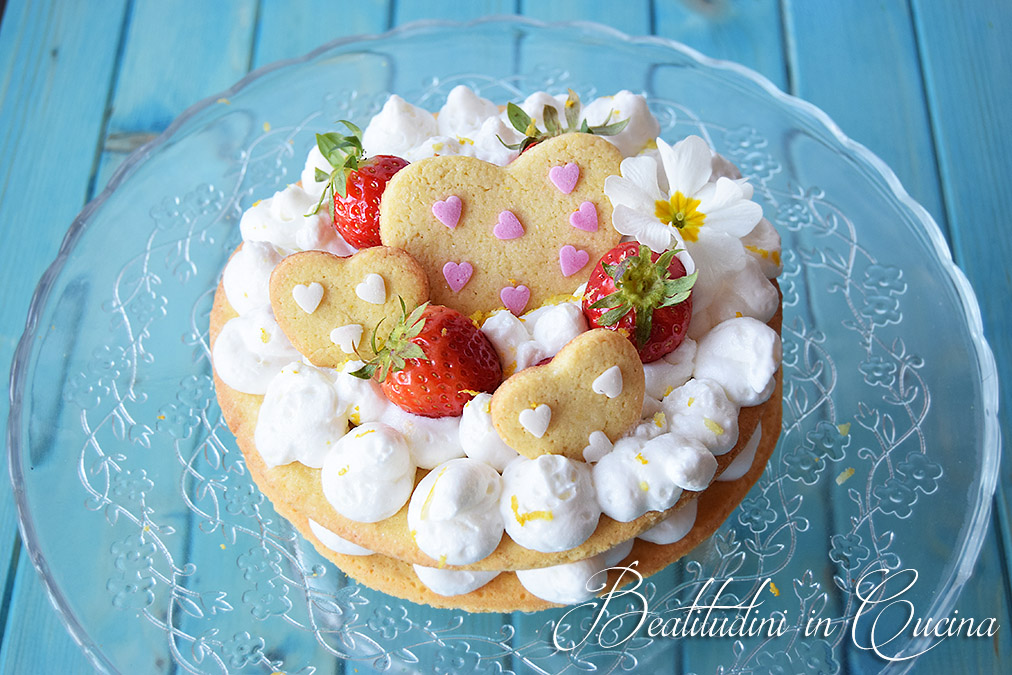 Cream tarte alle fragole