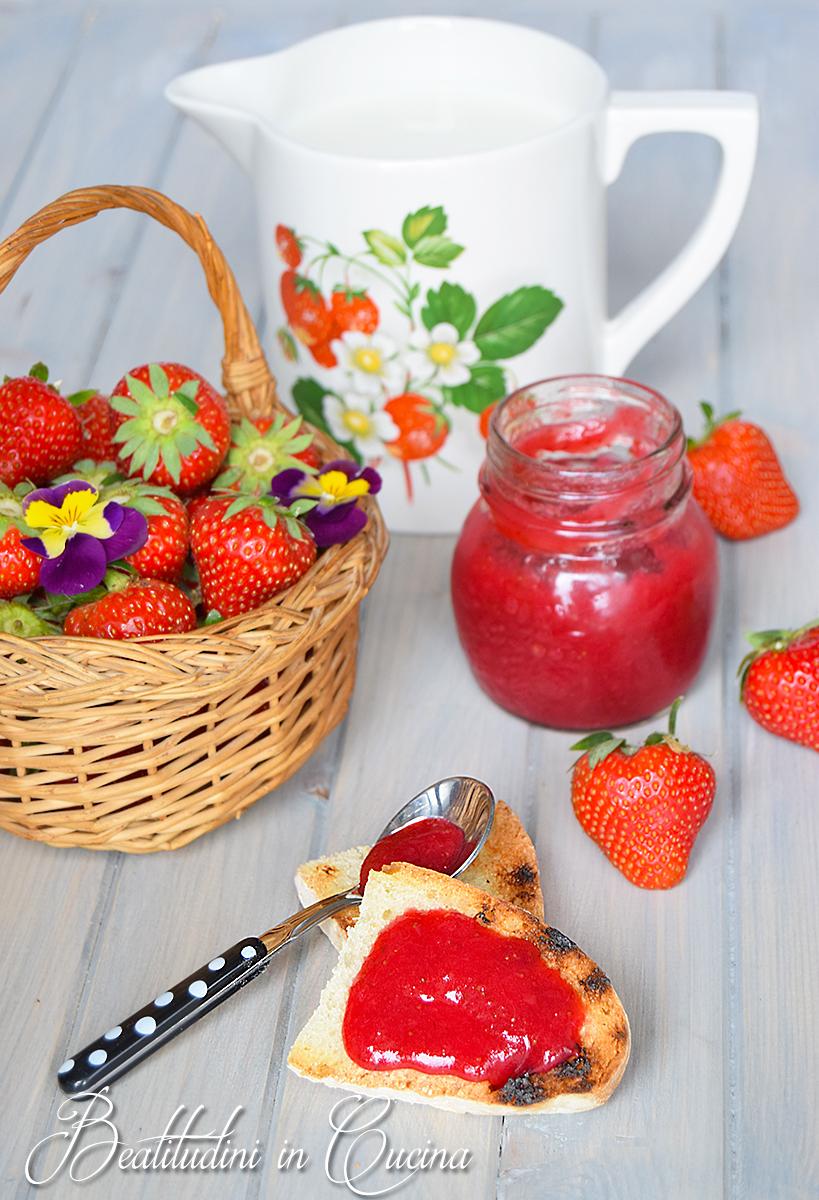 Confettura di fragole e vaniglia11