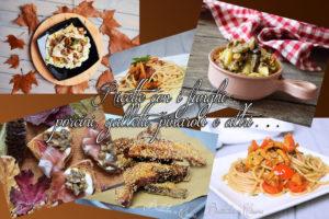 Ricette con i funghi di Beatitudini in Cucina
