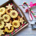 Biscotti di frolla alle noci e limone Bimby