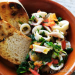 Seppie in zimino ricetta tradizionale toscana