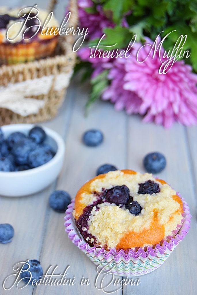streusel muffin ai mirtilli starbuck